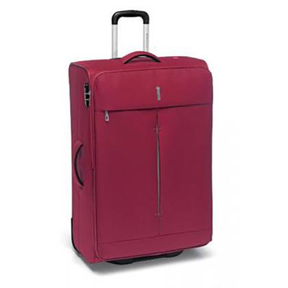 Roncato Ironik78cm Bordó Unisex Bőrönd