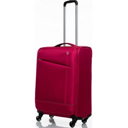 Roncato Jazz 4 Kerekű Bővíthető Pink Kabinbőrönd