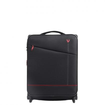 Roncato Jazz Fekete Kabinbőrönd