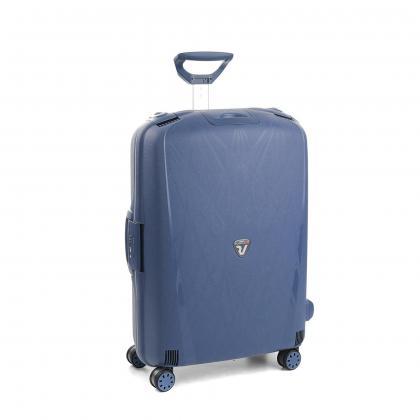 Roncato Light Kék Nagy Bőrönd