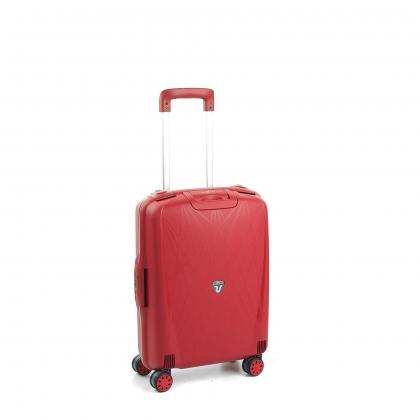 Roncato Light Piros Kabinbőrönd