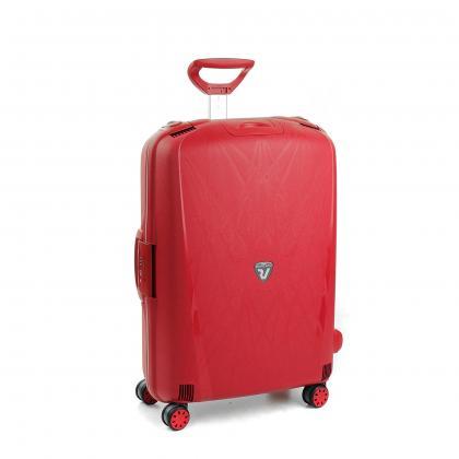 Roncato Light Piros Nagy Bőrönd