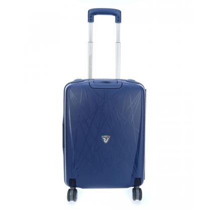 Roncato Light S Kék Unisex Kabinbőrönd