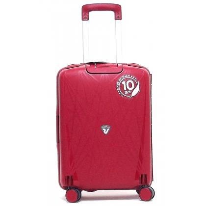Roncato Light S Piros Unisex Kabinbőrönd