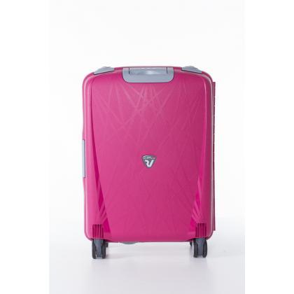 Roncato Light S Rózsaszín Unisex Kabinbőrönd