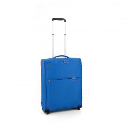 Roncato S-Light 2 Kerekes Kék Kabinbőrönd