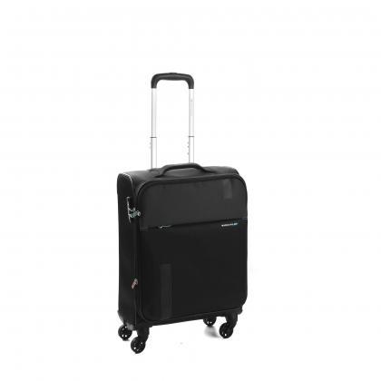 Roncato SPEED 55 cm Fekete Unisex Kabinbőrönd
