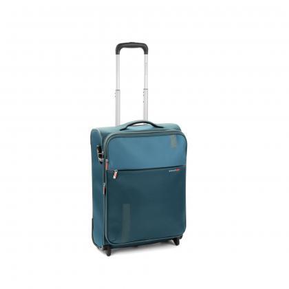 Roncato Speed 55 cm Sötét kék Bővithető Kabinbőrönd