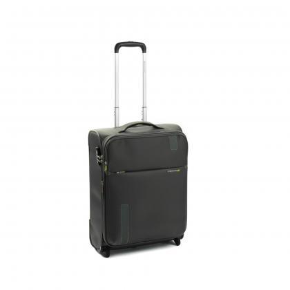 Roncato Speed 55 cm Szürke Bővíthető Kabinbőrönd