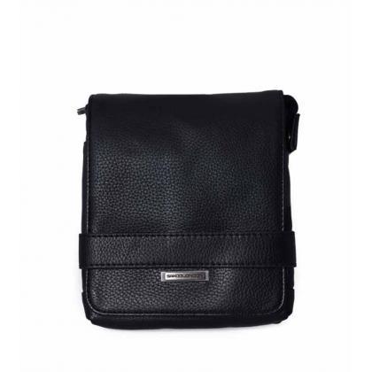 Saxoo Camley Bag Black Fekete Férfi Oldaltáska