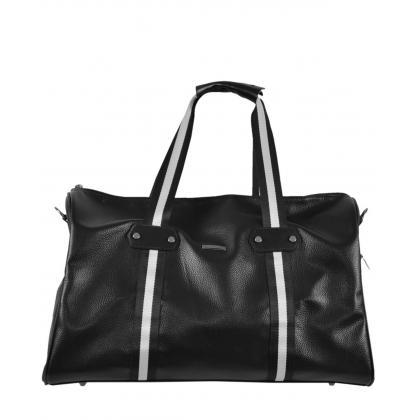 Saxoo Paddington Bag Black Fekete Utazótáska