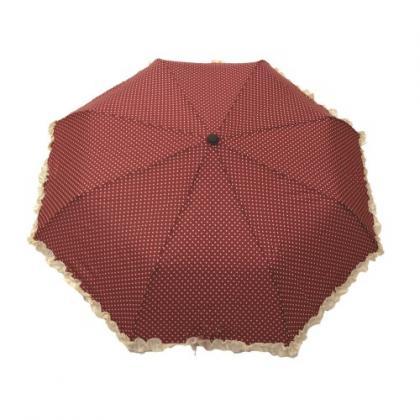 Smati Froufrou Bordó Autómata Esernyő