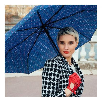 Smati Kite Kék Autómata Esernyő