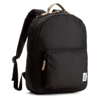 The Pack Society Classic Backpack Fekete Unisex Hátizsák