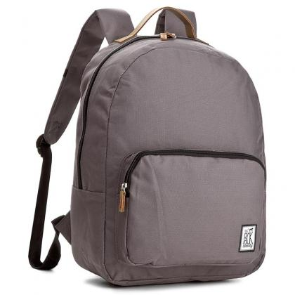 The Pack Society Classic Backpack Solid Charcoal Szürke Unisex Hátizsák
