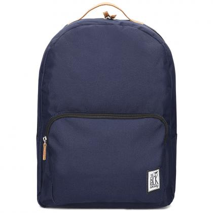 The Pack Society Classic Backpack Solid Midnight Blue Kék Unisex Hátizsák