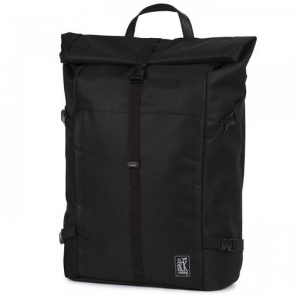 The Pack Society Day Pack Solid Black  Fekete Unisex Hátizsák