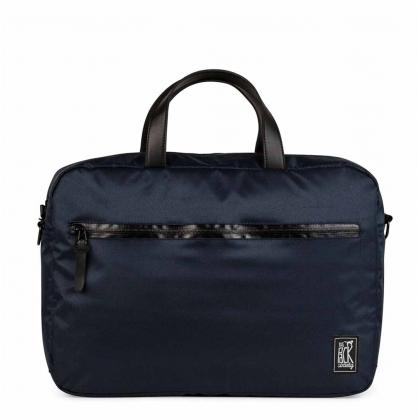 The Pack Society Reporter Solid Dark Blue Kék Unisex Laptop Táska