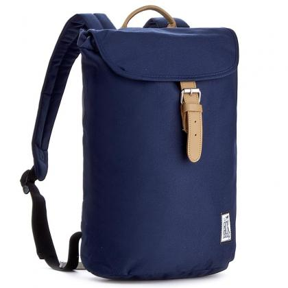 The Pack Society Small Backpack Solid Midnight Blue  Kék Unisex Hátizsák