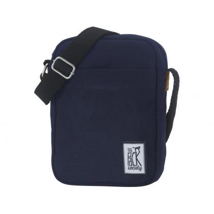 The Pack Society Small Shoulder Bag Solid Midnight Blue Kék Unisex Oldaltáska