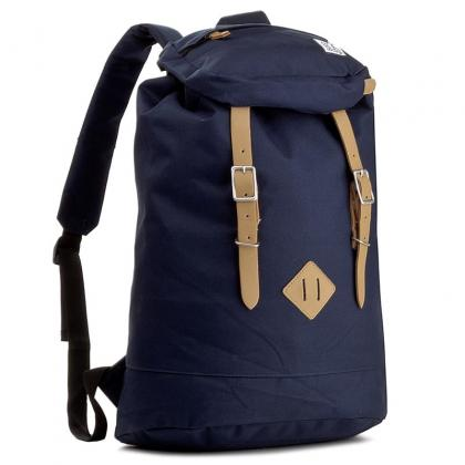 The Pack Society Premium Backpack Solid Midnight Blue Kék Unisex Hátizsák
