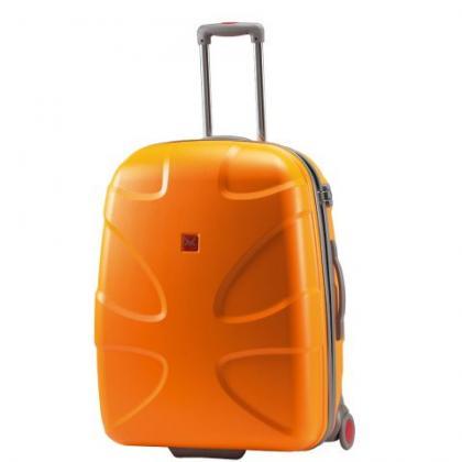 Titan X2 Sizes and Color Combos M Narancssárga Unisex Keményfedeles bőrönd