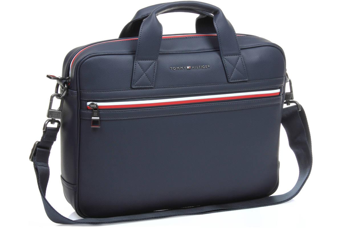 472e844de1 Tommy Hilfiger Essential Computer Bag II Sötét kék Férfi Laptop Táska...