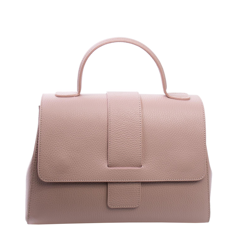 Bags and more Amy Púder Női Bőr Kézitáska