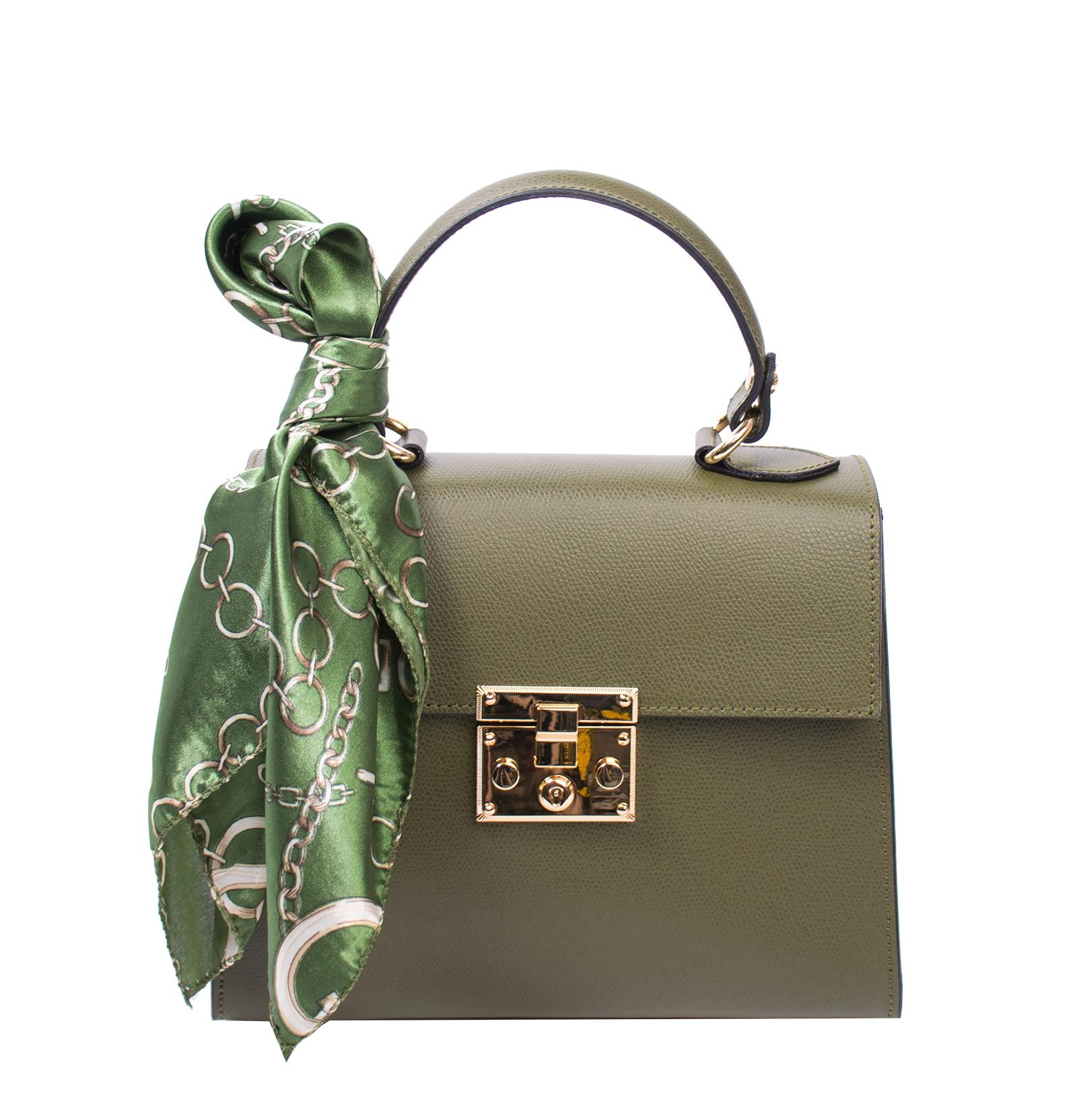 Bags and more Anett Keki Női Bőr Kézitáska