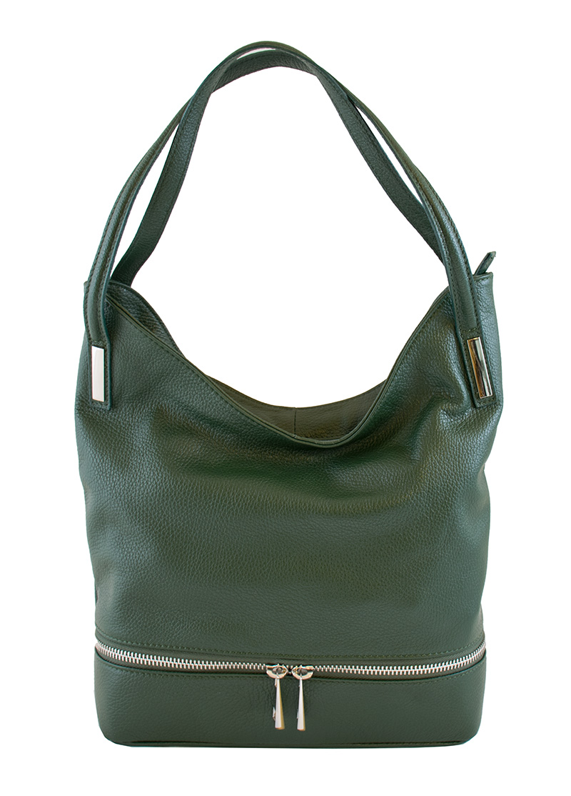 Bags and more Ariana Zöld Női Válltáska 45bc6a830b