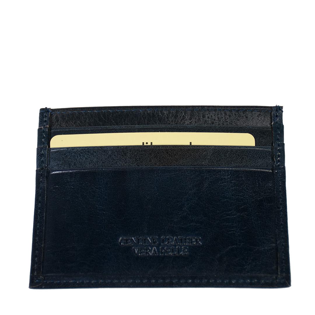 Bags and more Centro Kék Unisex Kártyatartó