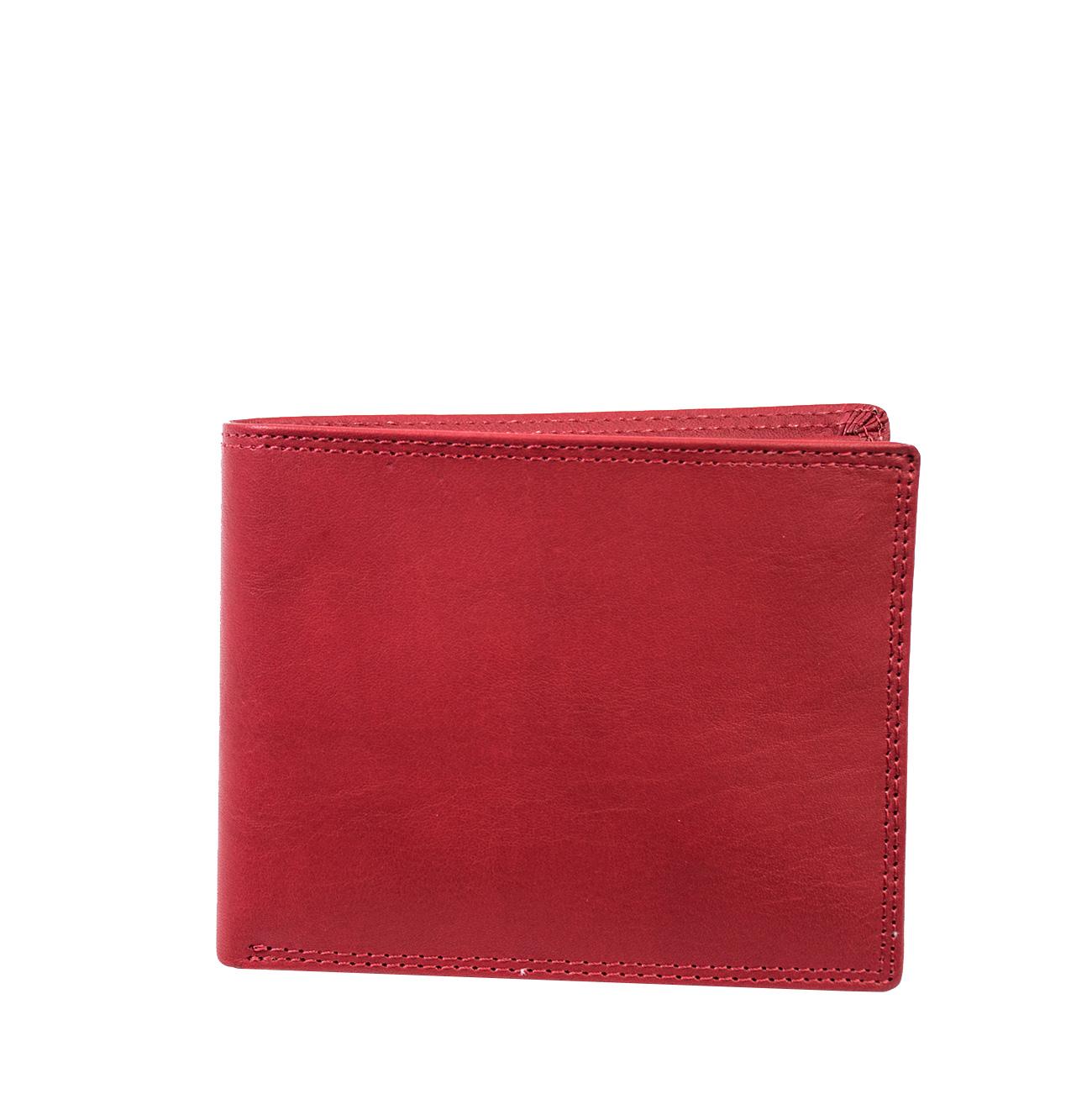 Bags and more Charly Piros Férfi Pénztárca