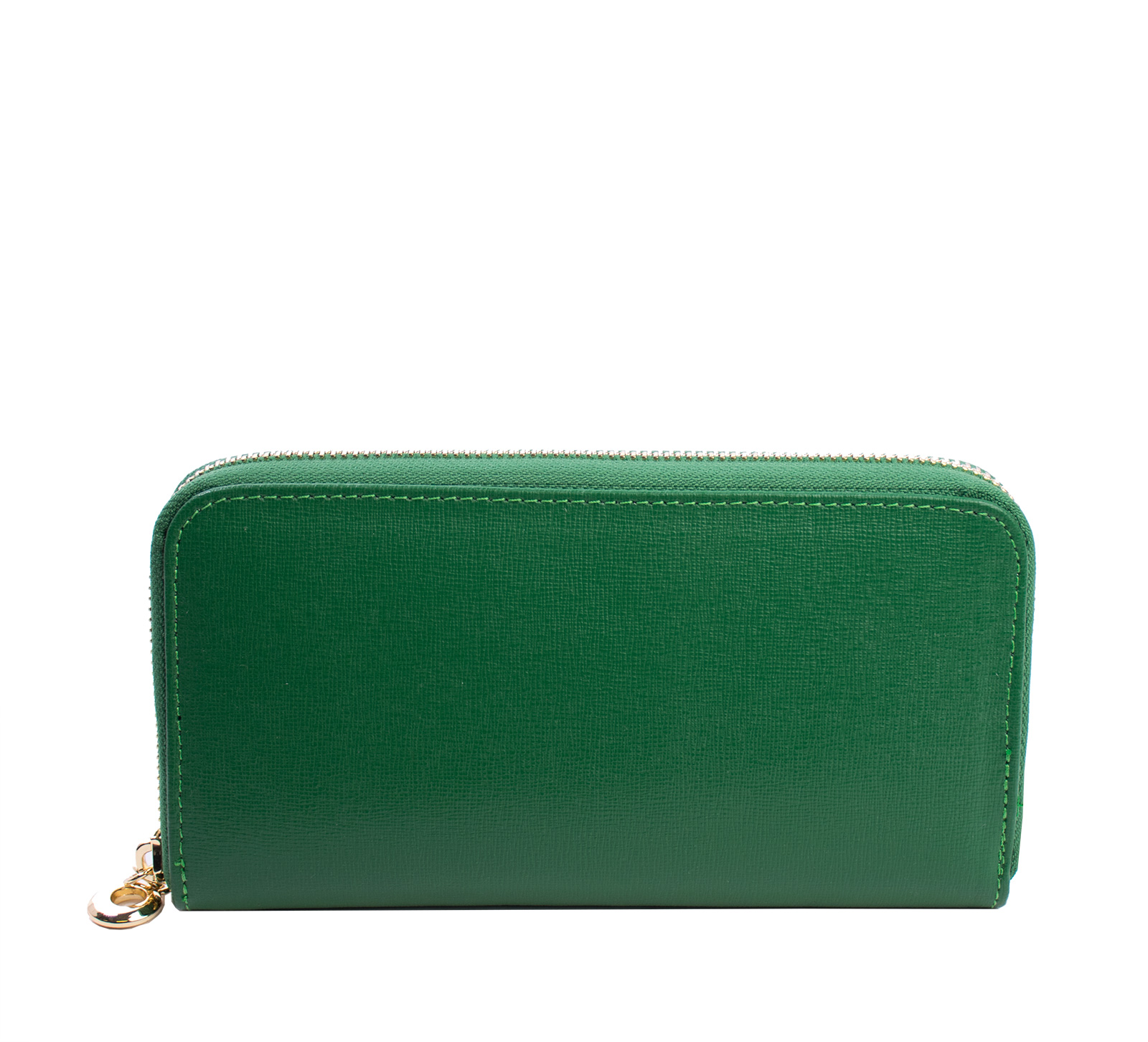 Bags and more Lilyan Zöld Női Bőr Pénztárca