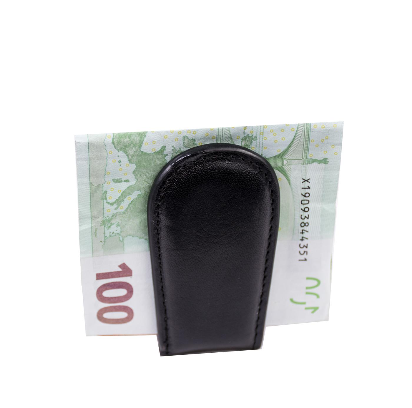 Bags and more Monet Fekete Unisex Pénzcsipesz