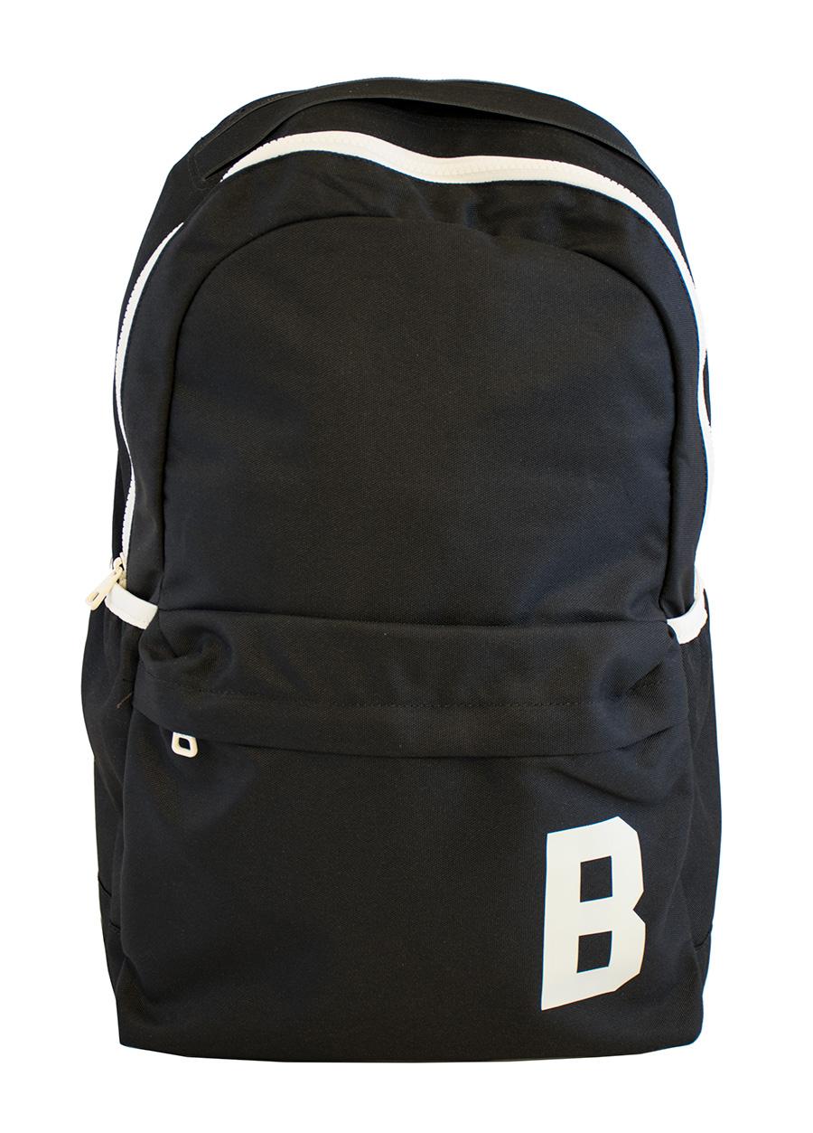 6250fcffb615 Björn Borg Backpack Fekete-Fehér Unisex Hátizsák