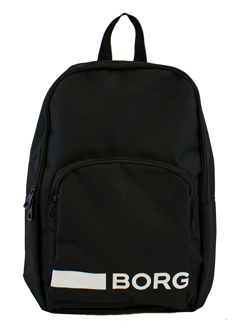 0ffe5d569c19 Björn Borg BACKPACK M Fekete Unisex Hátizsák