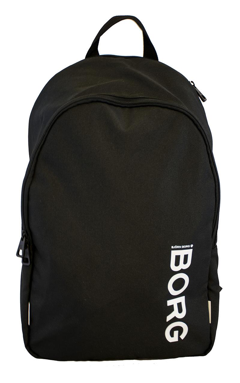 72dc8abd6b55 Björn Borg Core 7043 Backpack Fekete Unisex Hátizsák