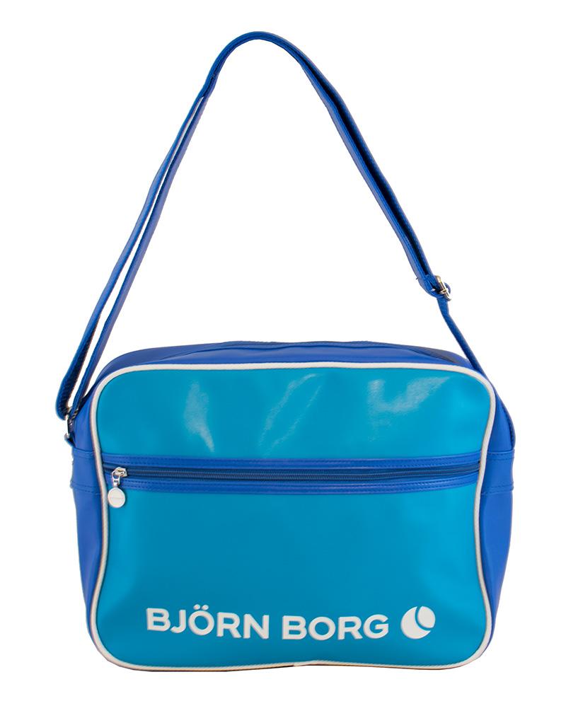 Björn Borg Shoulderbag Kék-Türkiz Unisex Válltáska 51ecde8d27