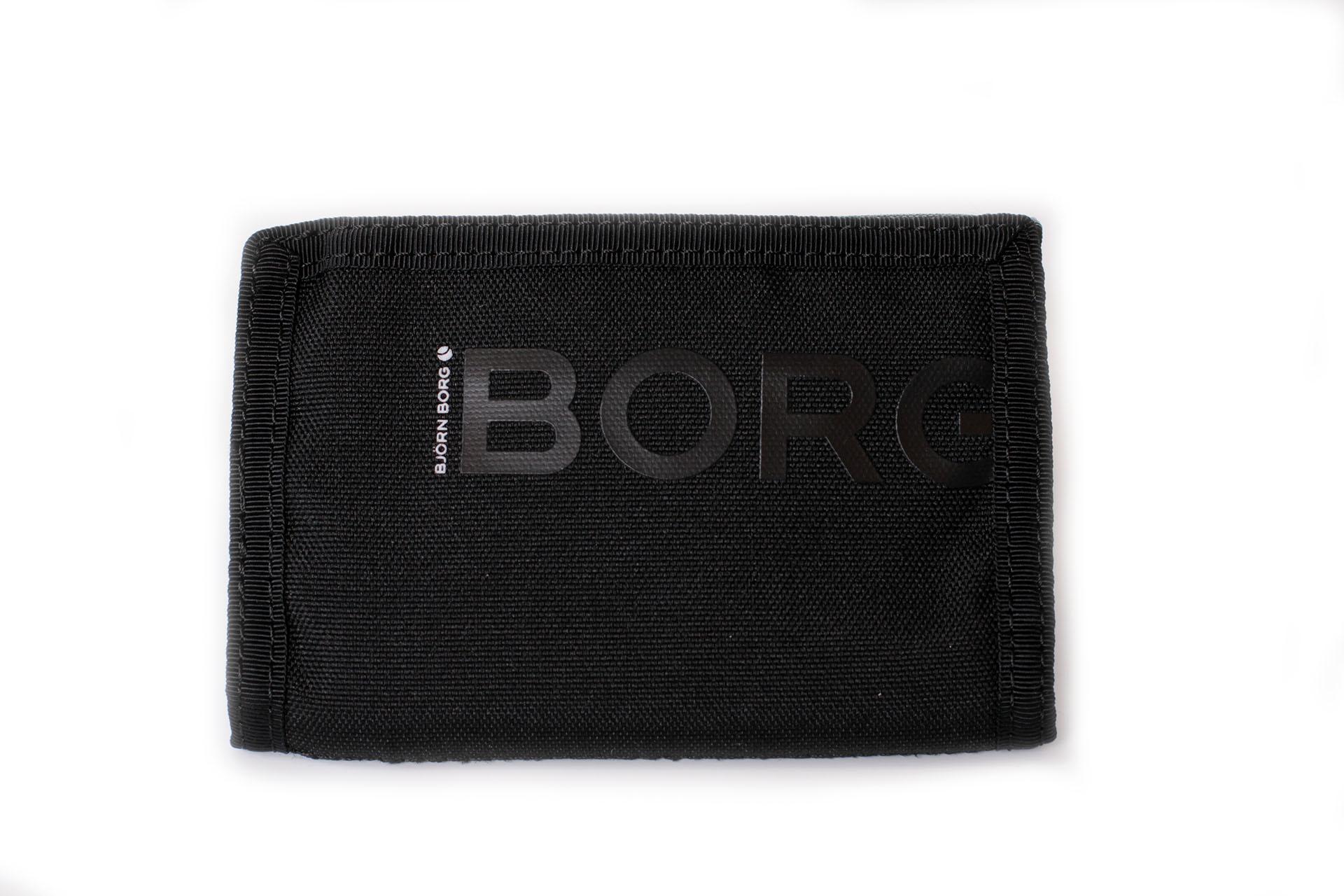 Björn Borg Wallet Fekete Unisex Pénztárca 2bef8564ac