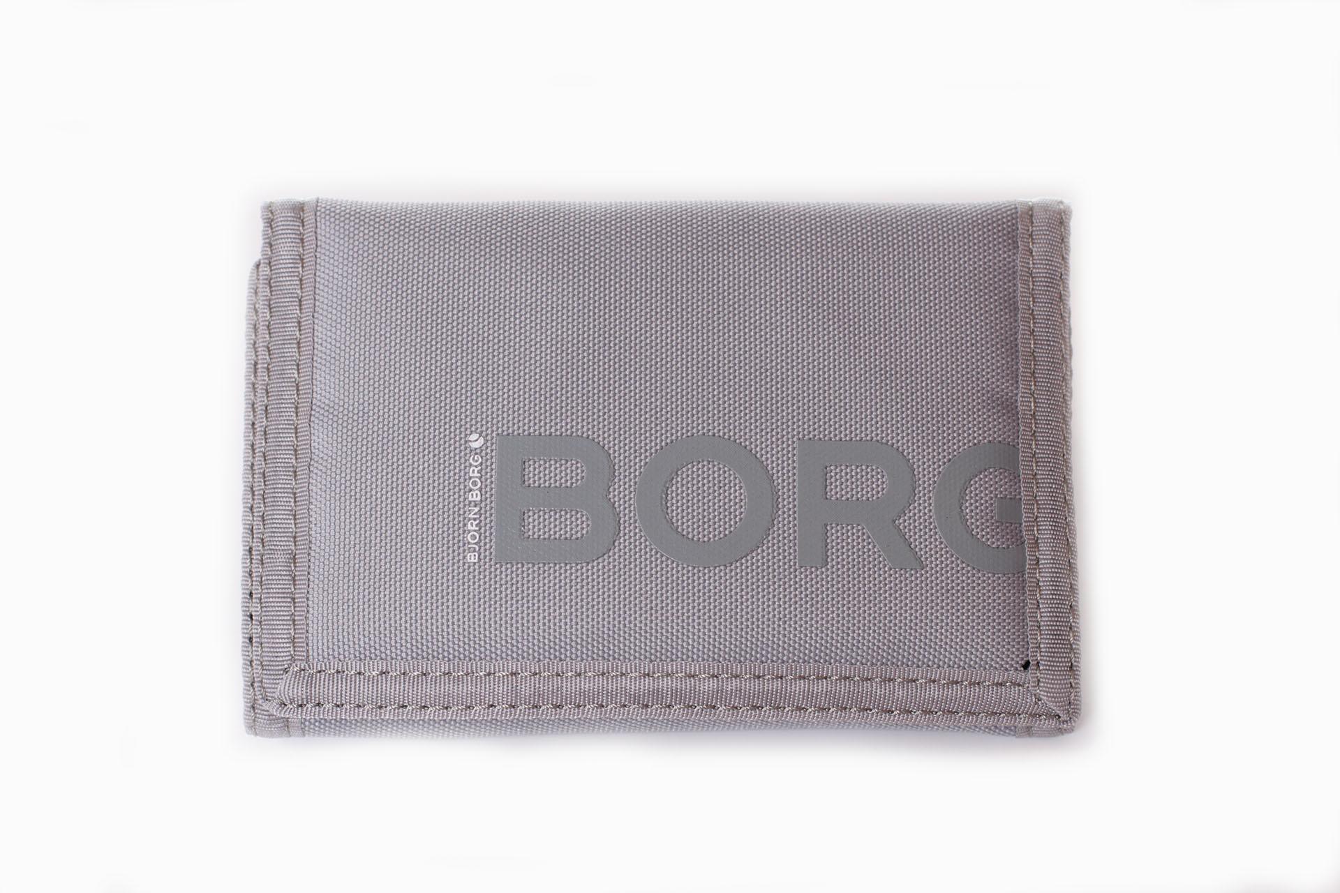 Björn Borg Wallet Szürke Unisex Pénztárca 235b2467f5