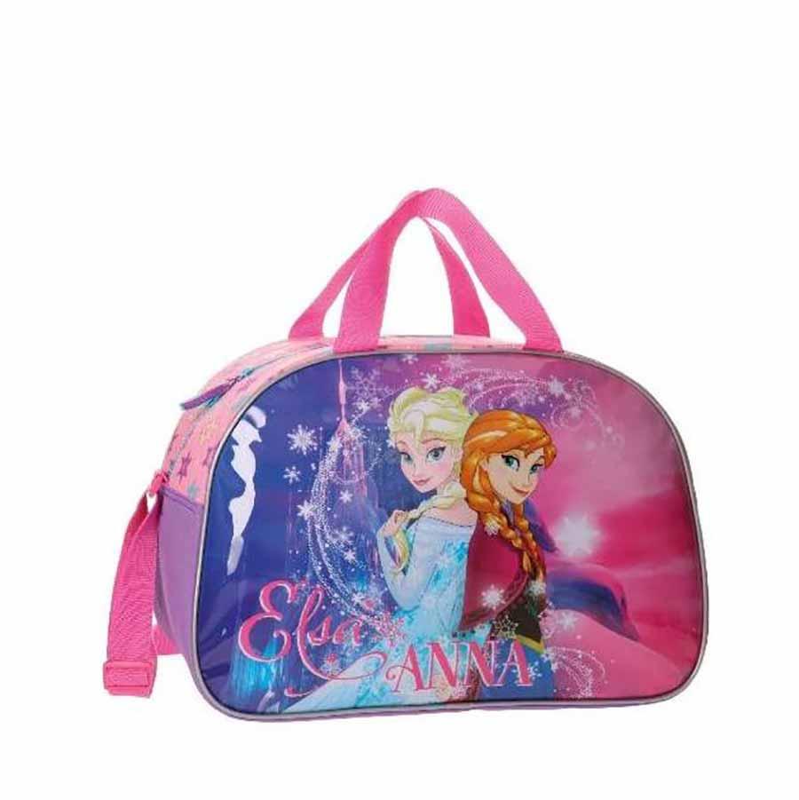Disney Elsa és Anna Lila Gyerek Utazótáska 6dac48710e