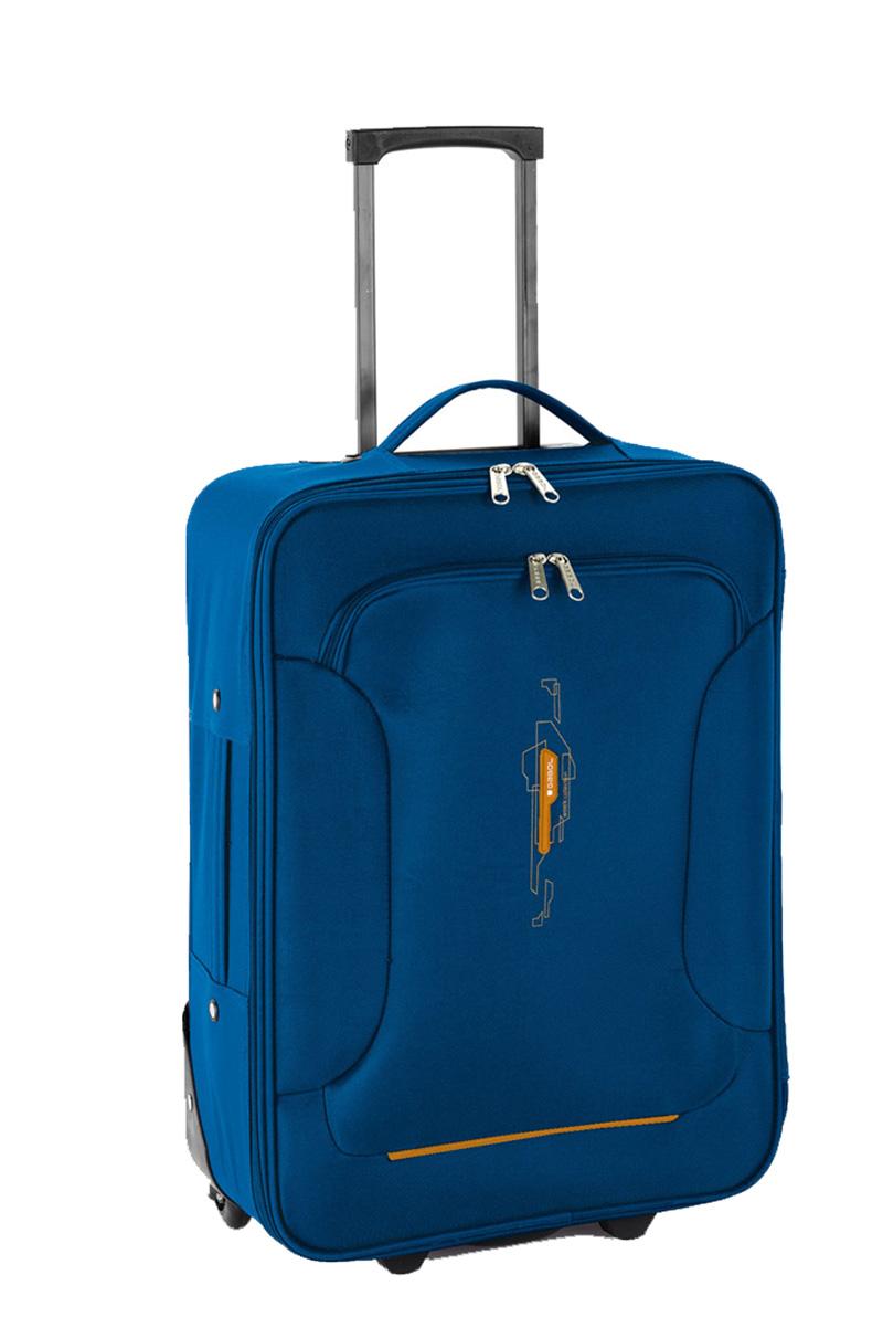 Gabol Week Kék Kabinbőrönd