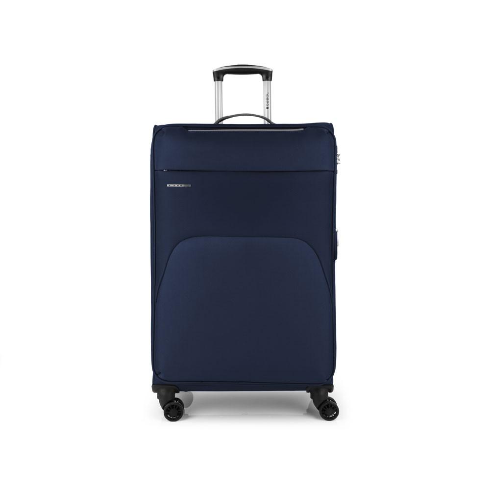 Gabol Zambia L Sötét kék Bőrönd  86e9079088