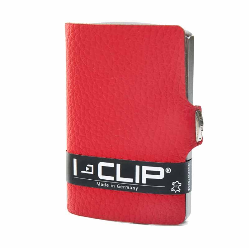 I-clip Pilot Piros Kártyatartó