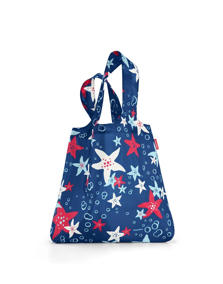 Reisenthel Mini Maxi Shopper Aquarius Sötét kék Női Bevásárlótáska... d03ea1410e