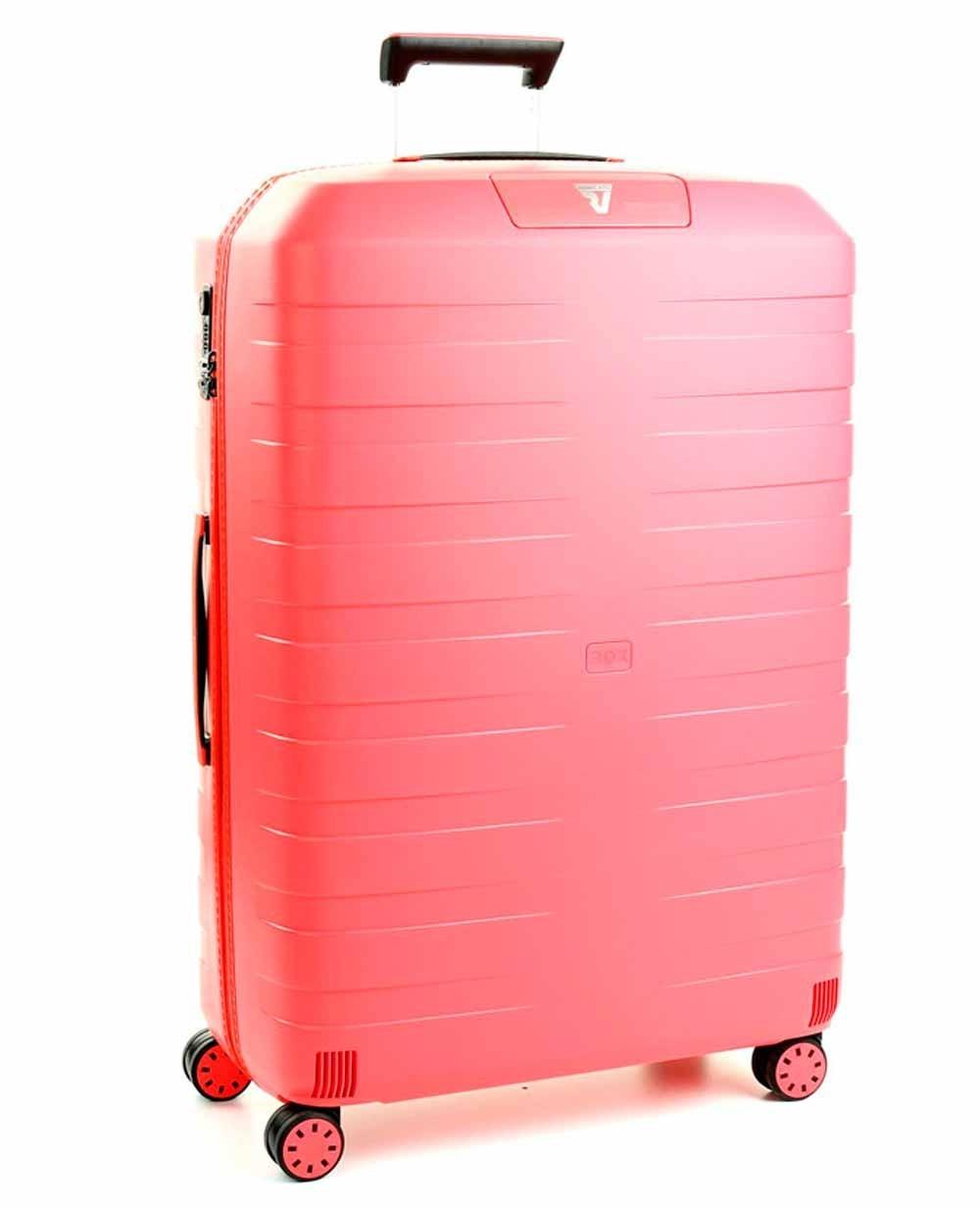 Roncato Box 4 kerék 75 cm Rózsaszín Unisex Keményfedeles bőrönd