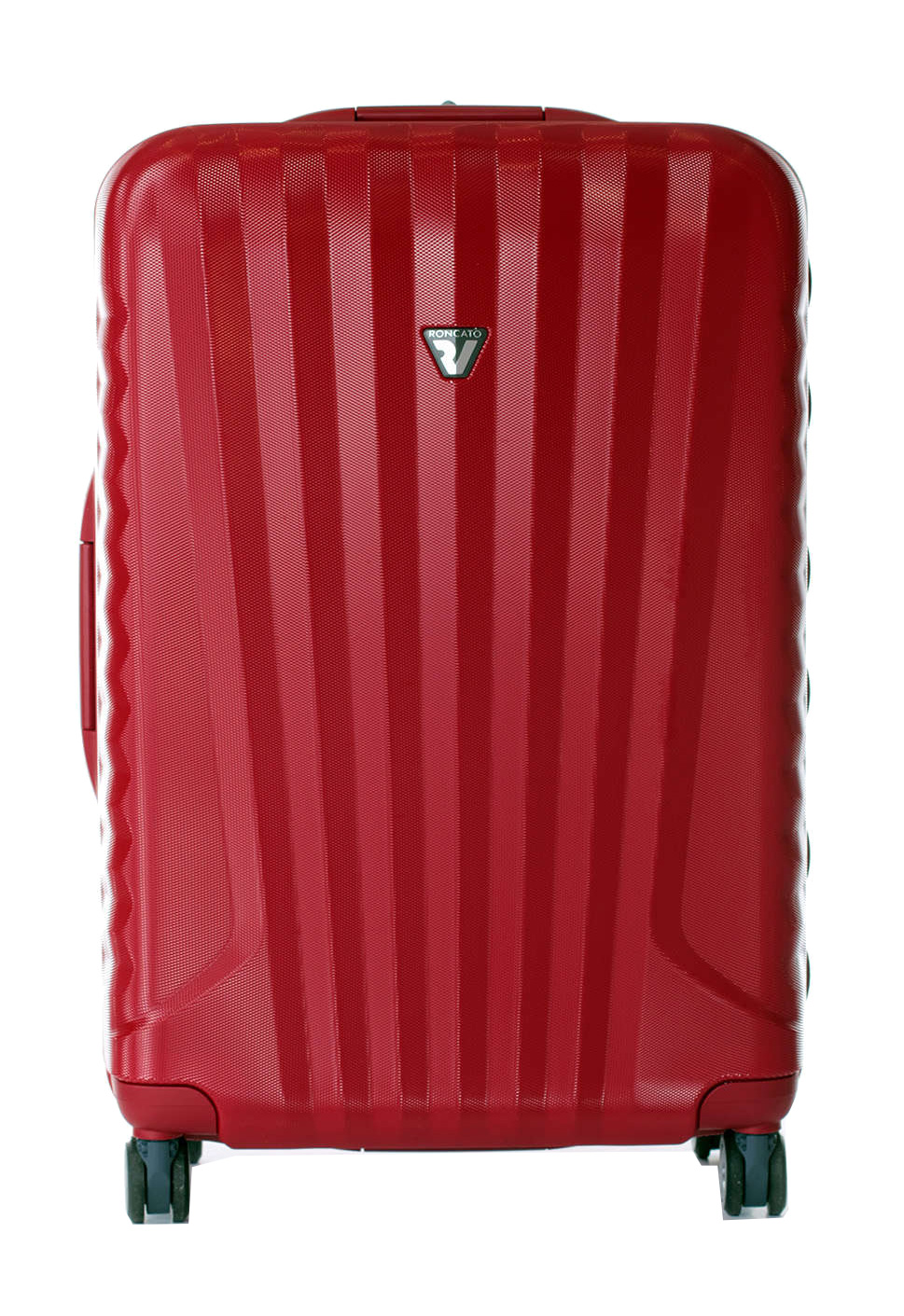 Roncato UNO L Piros Unisex Bőrönd