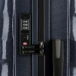 Gabol Air 65 cm Sötét kék Keményfedeles bőrönd