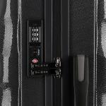Gabol Air Sötét szürke Bőrönd Szett