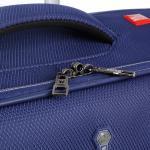Roncato Ironik 55cm 2 kerekes Kék Unisex Bőrönd